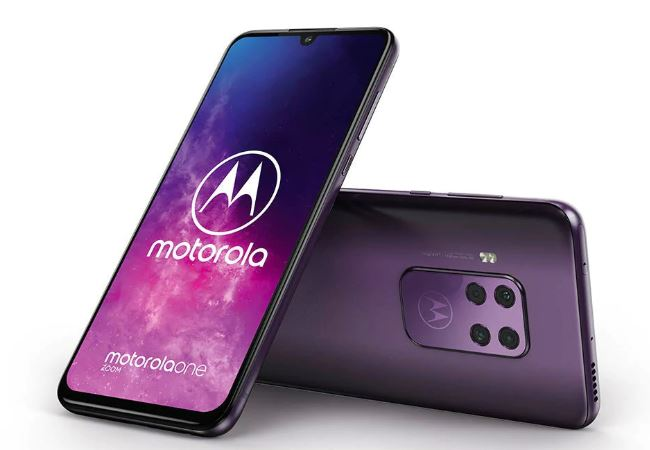 Motorola One Zoom price and specification